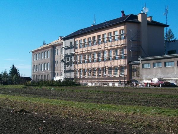Remont szkoły - 2004