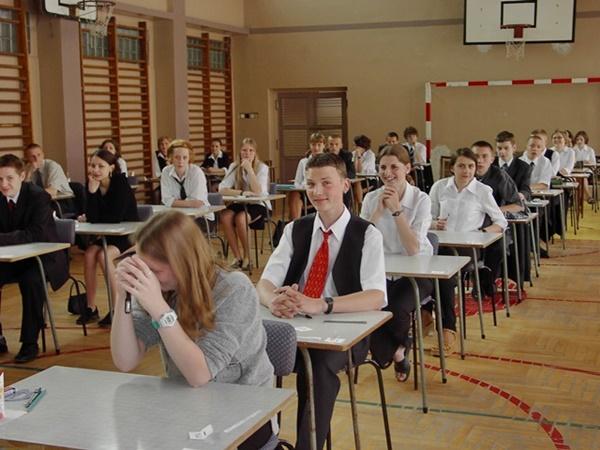 1-szy egzamin gimnazjalny