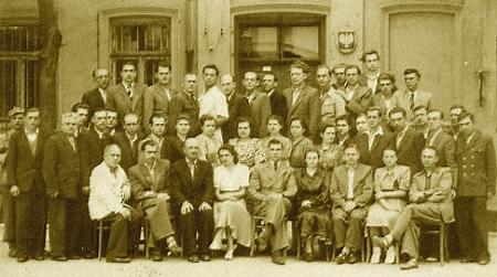 Zjazd absolwentów (lata 60-te) | Foto: J. Fortuna